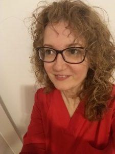Kinetoterapeut Dr. Simona Cristea